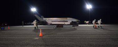 El Pentágono hace aterrizar su misterioso avión espacial tras una misión de 780 días