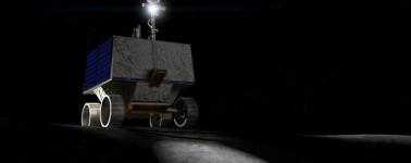 La NASA enviará un rover a la Luna para buscar reservas de hielo