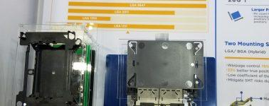 El Intel LGA4677 será el nuevo socket para los procesadores Xeon Scalable @ 7nm