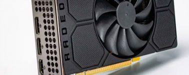 La AMD Radeon RX 5300 se deja ver por la base de datos de Geekbench