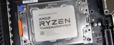 Un AMD Ryzen Threadripper PRO 3975WX de 32 núcleos también está en camino