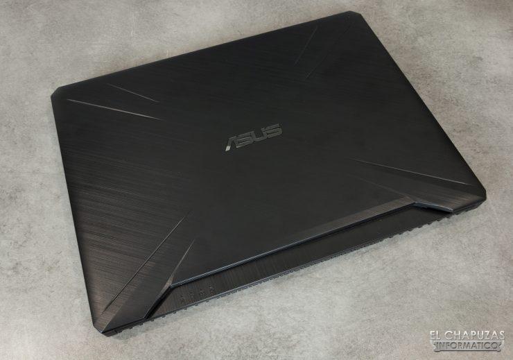 Asus TUF Gaming FX505DD - Cerrado