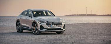 Así es el Audi e-tron Sportback: hasta 408 CV y 446 km de autonomía