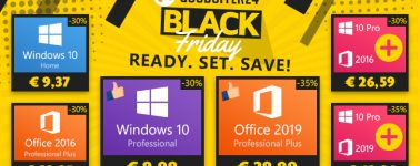 Llévate tu licencia de Windows 10 desde 8,24€ o Windows 10 + Office 2016 por 25,19€