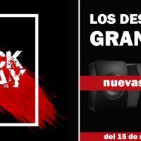 Aprovecha el Black Friday en Zococity: Sistemas de sonido para el salón, auriculares y mucho más