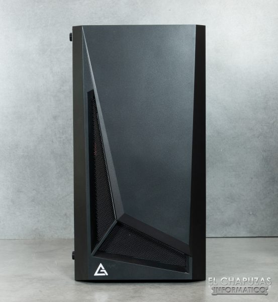 CoolPC Black IV - Exterior 1