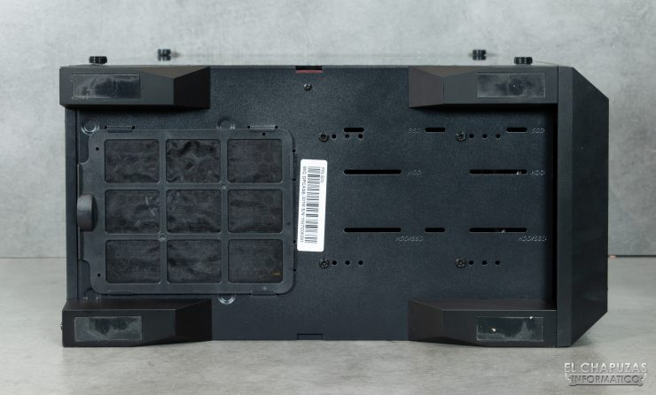 CoolPC Black IV - Exterior 7