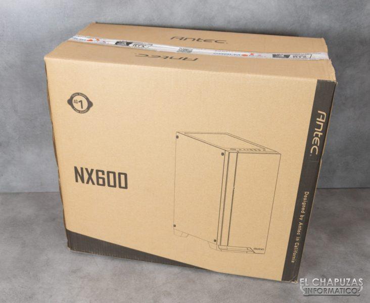 CoolPC Black VIII - Embalaje exterior 2