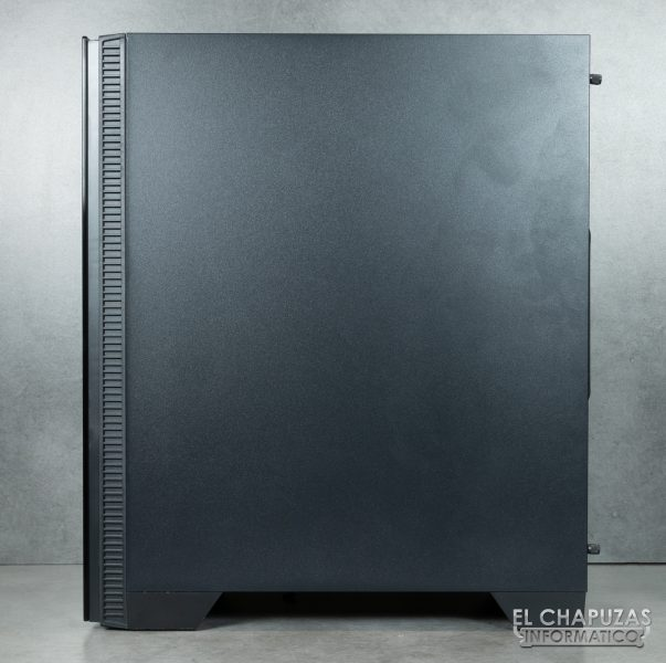 CoolPC Black VIII - Exterior 4