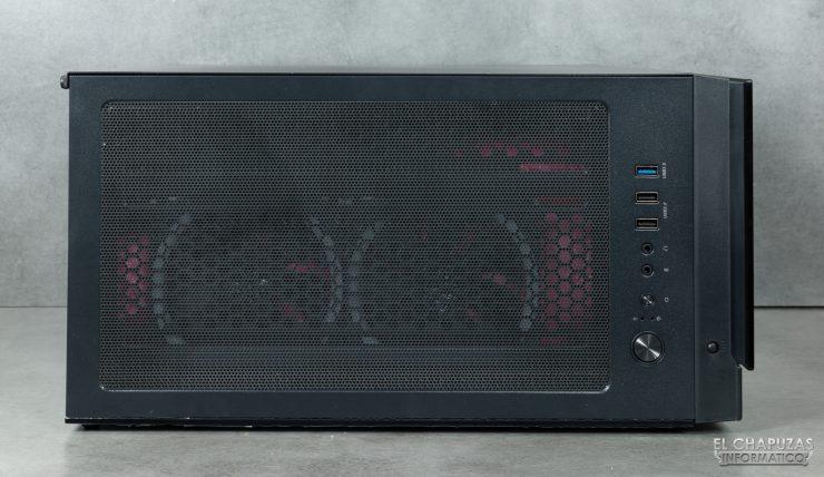 CoolPC Black VIII - Exterior 6