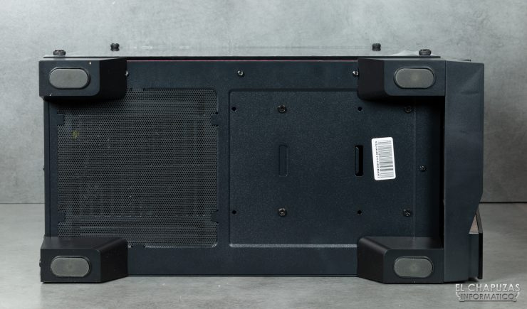 CoolPC Black VIII - Exterior 8