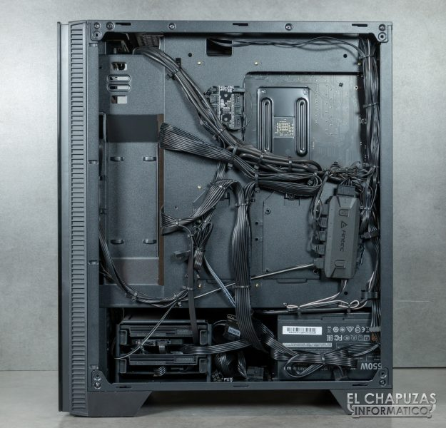 CoolPC Black VIII - Interior 7