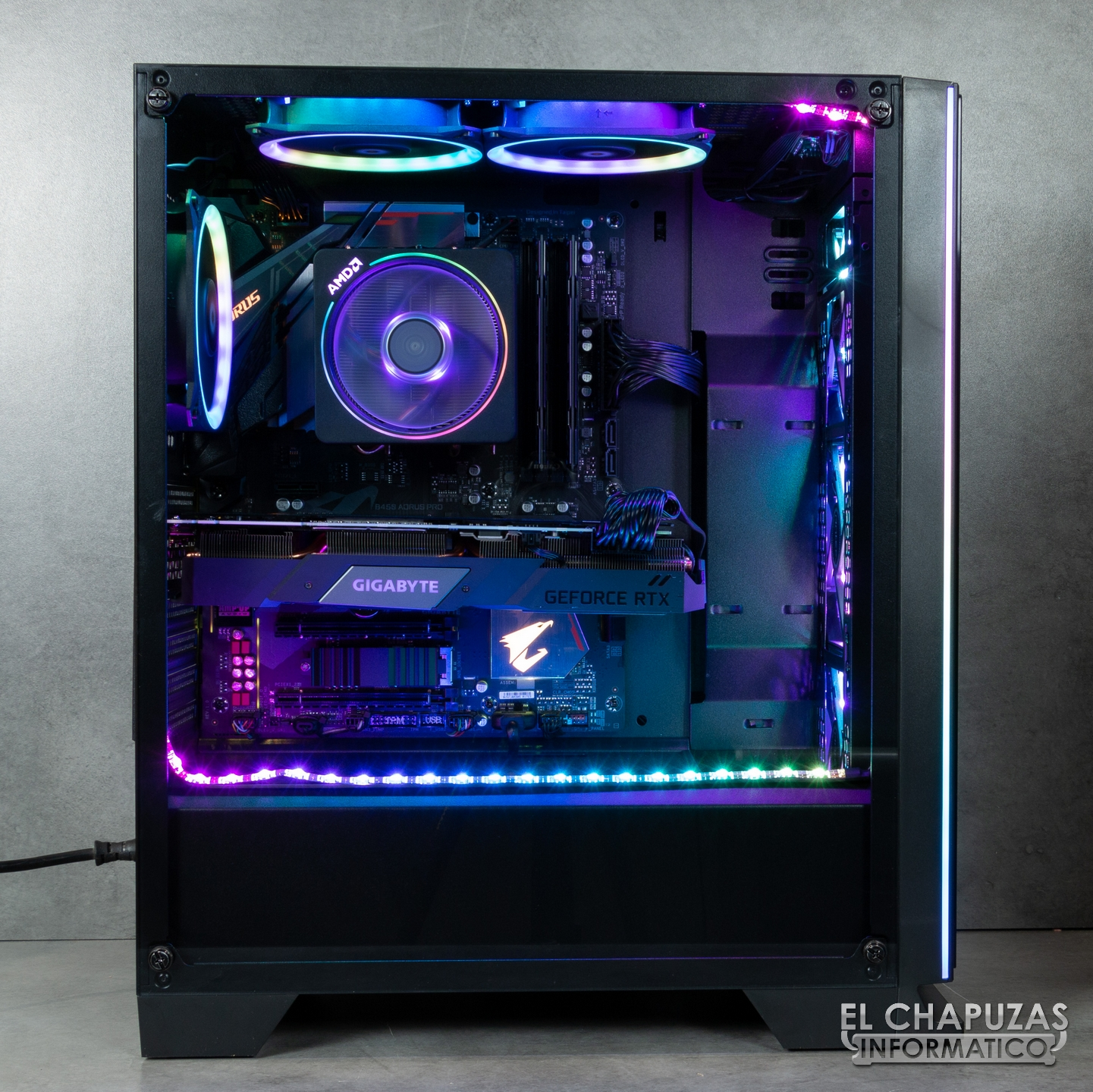 CoolPC Black VIII 25 0