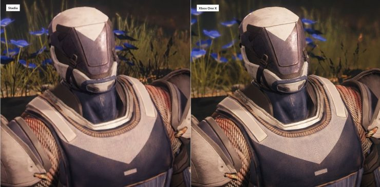 Destiny 2 en Stadia