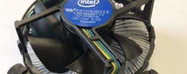 Intel llama a devolver sus Xeon E-2274G, el sistema de refrigeración de referencia no es suficiente