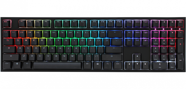 Ducky One 2 RGB - Oficial