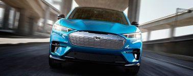 Ford Mustang Mach-E: el primer SUV eléctrico de la marca tendrá 465 CV y 600 km de autonomía