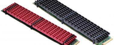 GELID SubZero M.2 XL: Generoso disipador de aluminio para SSDs M.2 de alto rendimiento