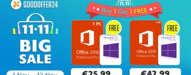 Compra tu licencia de Microsoft Office y llévate de regalo la de Windows 10