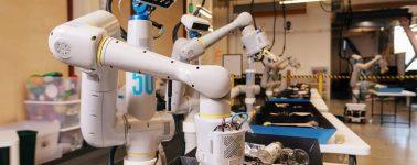 Así es el nuevo robot de Google preparado para trabajar con material reciclable