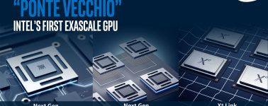 Intel anuncia oficialmente su nueva arquitectura gráfica Ponte Vecchio