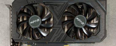 Review: KFA2 GeForce GTX 1660 SUPER EX