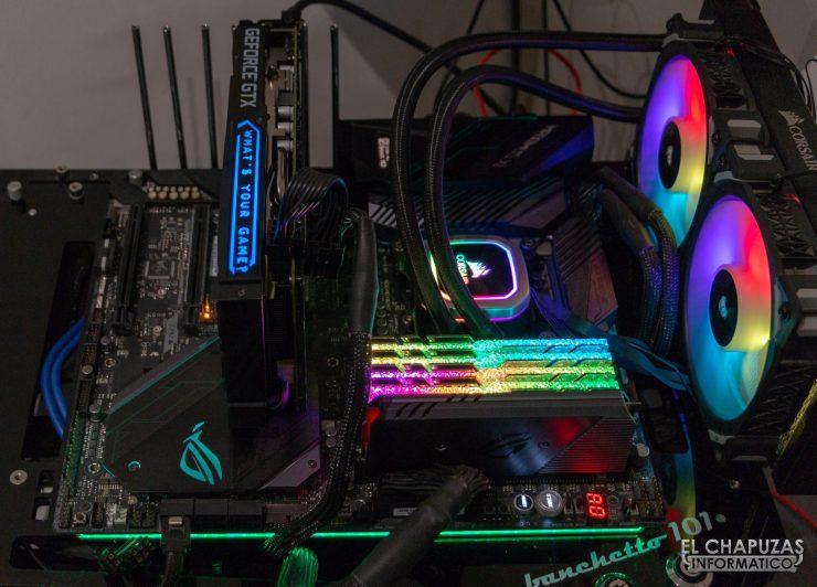 KFA2 GeForce GTX 1660 SUPER EX - Equipo de pruebas 2