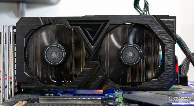 KFA2 GeForce GTX 1660 SUPER EX - Equipo de pruebas 3