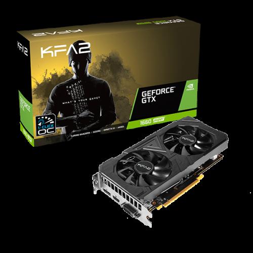 KFA2 GeForce GTX 1660 SUPER EX - Oficial