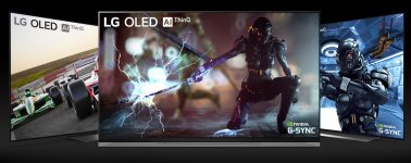 Los televisores LG OLED E9, C9 y B9 Series comienzan a recibir la tecnología Nvidia G-Sync Compatible