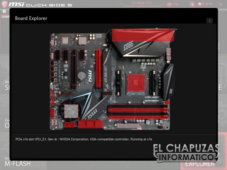 MSI MPG X570 Gaming Edge Wi-Fi - BIOS 8