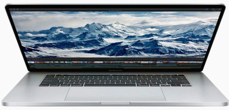MacBook Pro 16 pulgadas 740x356 0