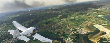 Microsoft Flight Simulator presume de gráficos en su nuevo vídeo