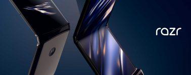 Motorola Razr: Pantalla plegable de 6.2″ con Snapdragon 710 y una cámara por 1499 dólares