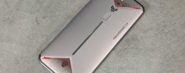El smartphone gaming Red Magic 5G ofrecerá hasta 16GB de memoria RAM LPDDR5