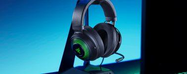 Razer Kraken Ultimate: Auriculares 7.1 THX Spatial Audio con iluminación RGB
