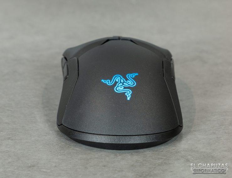 Razer Viper Ultimate - Logo Razer Chroma