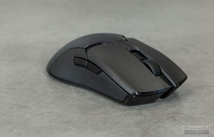 Razer Viper Ultimate - Botones margen derecho