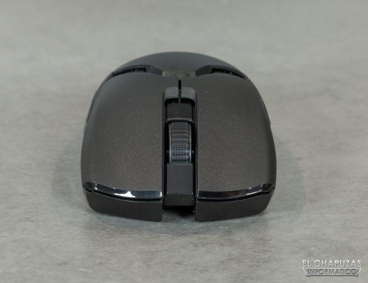 Razer Viper Ultimate - Conector micro-USB