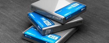 Así son los 'cartuchos SSD' de la PlayStation 5: de 500 GB a 3 TB de capacidad
