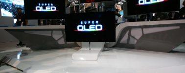 Samsung se prepara para competir con LG: lanzará los televisores QD-OLED en 2025