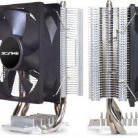 Scythe SCY-920S: Disipador CPU por aire para equipos básicos a bajo coste