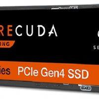 FireCuda 520 PCIe Gen4: El primer SSD M.2 PCIe 4.0 de Seagate