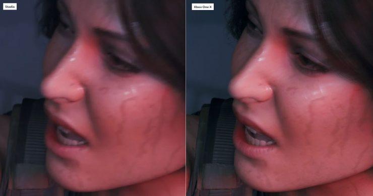 Shadow of the Tomb Raider en Stadia