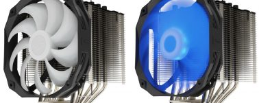 SilentiumPC Fortis 3 RGB HE1425: Disipador CPU con RGB de alto rendimiento