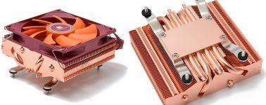 Thermalright AXP-90: Disipador para equipos compactos construido íntegramente en cobre