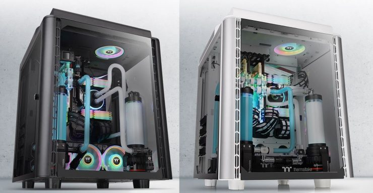 Thermaltake Level 20 HT - Oficial
