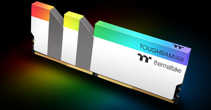 ToughRAM RGB White