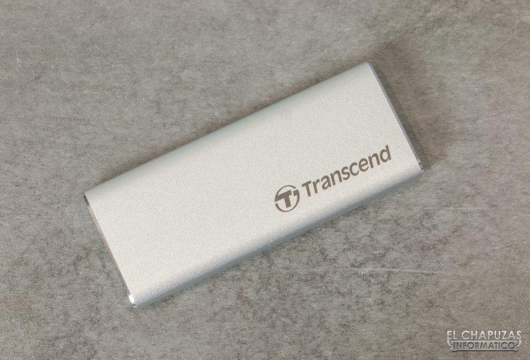 [Vendo] Transcend ESD240C 480GB (SSD USB 3.1) [Rebajado]