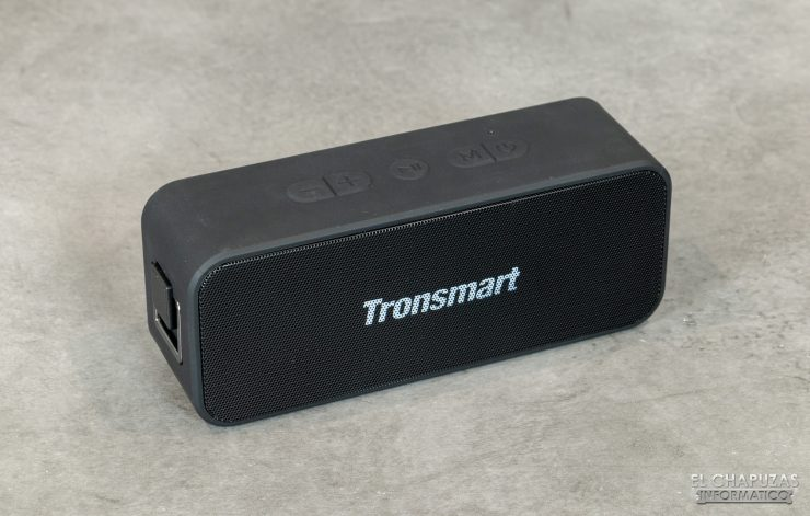 Tronsmart Element T2 Plus - Vista perfil